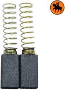 Balais de charbon pour AEG, Atlas Copco & outils à main électriques Milwaukee - SKU: ca-04-019 - En vente sur Balaischarbon.ch