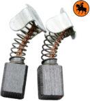 Balais de charbon pour AEG, Atlas Copco & outils à main électriques Milwaukee - SKU: ca-07-056 - En vente sur Balaischarbon.ch