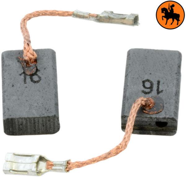 Balais de charbon pour Bosch & outils à main électriques Hilti - SKU: ca-13-016 - En vente sur Balaischarbon.ch