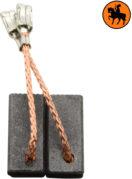 Balais de charbon pour outils à main électriques Hilti - SKU: ca-13-080 - En vente sur Balaischarbon.ch