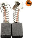 Balais de charbon pour outils à main électriques Hitachi - SKU: ca-07-179 - En vente sur Balaischarbon.ch