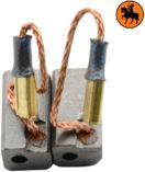 Balais de charbon pour outils à main électriques Hitachi - SKU: ca-13-130 - En vente sur Balaischarbon.ch