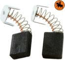 Balais de charbon pour outils à main électriques Makita - SKU: ca-07-194 - En vente sur Balaischarbon.ch