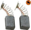 Balais de charbon pour Makita CB-440 & outils à main électriques Max - SKU: ca-07-202 - En vente sur Balaischarbon.ch