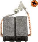 Balais de charbon pour outils à main électriques Metabo - SKU: ca-13-112 - En vente sur Balaischarbon.ch