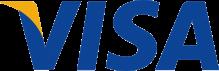 Logo van Visa